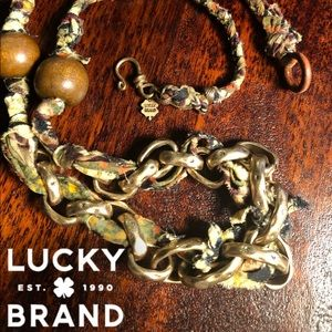 🔥Lucky Brand🔥 necklace/bracelet/earrings
